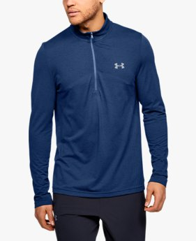 Men's UA Seamless ½ Zip